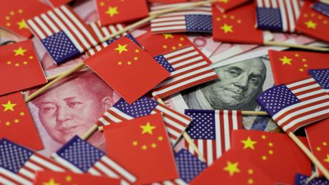 US-China agree to partial trade deal as Trump suspends October tariff hike