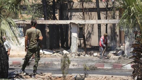 Daesh car bomb kills 5 in northeast Syria - monitor