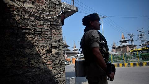 India's Kashmir clampdown: 'What will they get by jailing a population?'