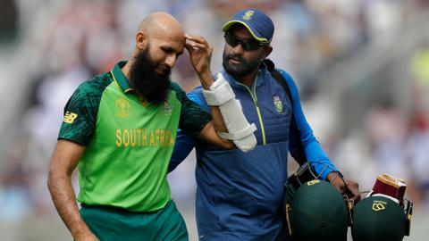 South Africa's Hashim Amla retires from international cricket