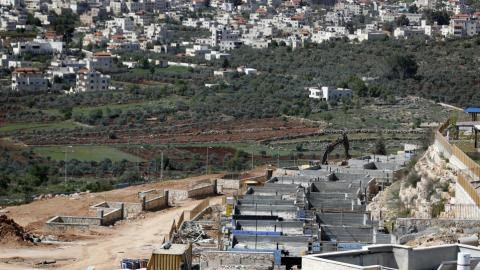 UN slams Israel over approval of new settlement in West Bank