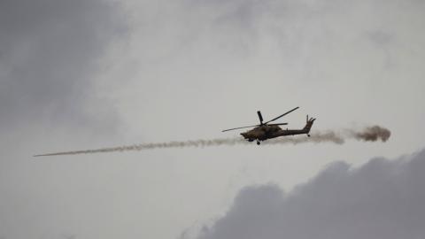 Iraqi air strikes kill Daesh's
