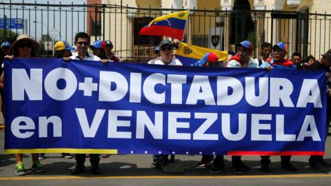 Venezuela's top court retracts pro-Maduro decision