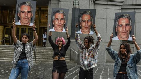 Epstein suicide prompts conspiracy theories, skepticism