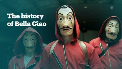 The History Of Bella Ciao From La Casa De Papel Trt World