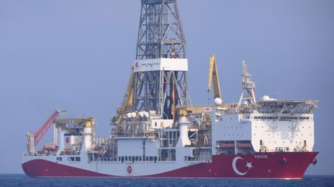 Turkey defends right to drill in Mediterranean, 'without any hesitation'