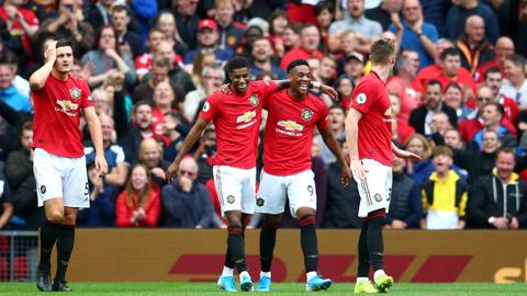 Manchester United beats Chelsea 4-0 thrashing on Lampard's coaching debut