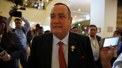 Conservative Giammattei elected Guatemala president