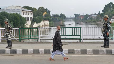 Uneasy calm in India-administered Kashmir on Eid al Adha
