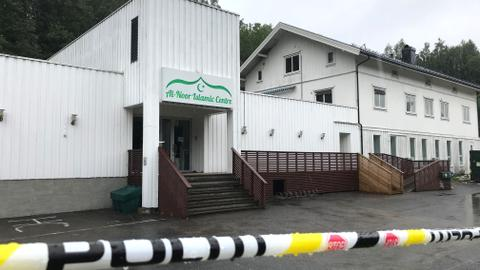 Norway mosque shooter rejects terrorism, murder allegations