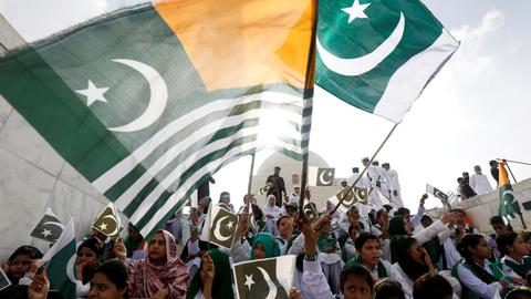 In pictures: Pakistan celebrates independence day