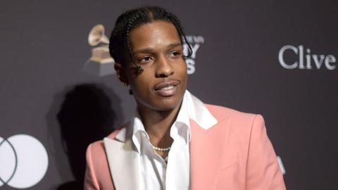 A$AP Rocky found guilty of Sweden assault, won't face prison