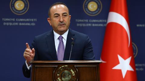 Turkey says US stalling on Syria safe zone will not work