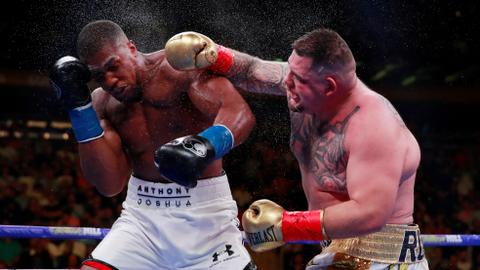 Ruiz wants Joshua title rematch in New York, promoter warns of legal action