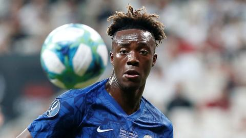 Chelsea coach calls for action after racial abuse of striker Abraham
