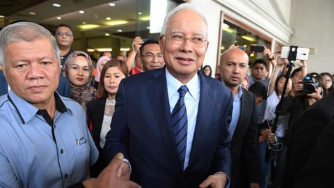 Malaysia court postpones biggest 1MDB trial involving ex-PM Najib