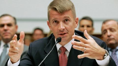 Blackwater founder worked on DC-Moscow back channel: report