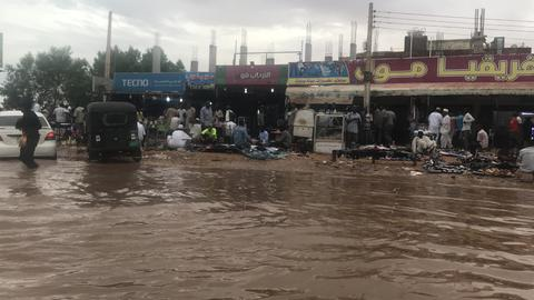 At least 46 killed by heavy rainfall in Sudan during past two months