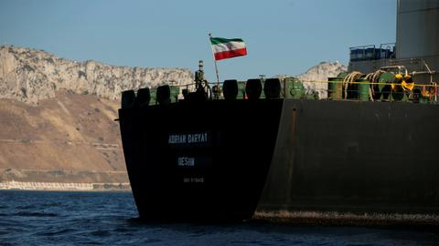 Iran warns US against seizing tanker - Gulf tensions