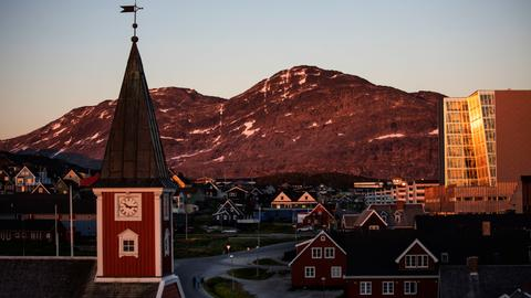 Why do American presidents want to buy Greenland?