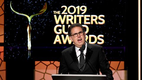 Writers union says talent agents are violating antitrust law