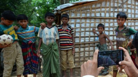 UN agency and Bangladesh begin survey of Rohingya over return to Myanmar
