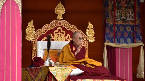 China angered as Dalai Lama visits Arunachal Pradesh in India