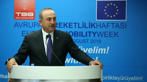 Turkey calls on EU to overcome obstacles together