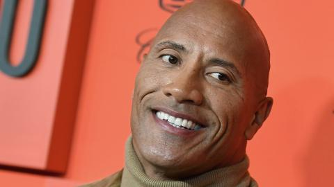 Dwayne Johnson returns to top of Forbes best-paid actor list
