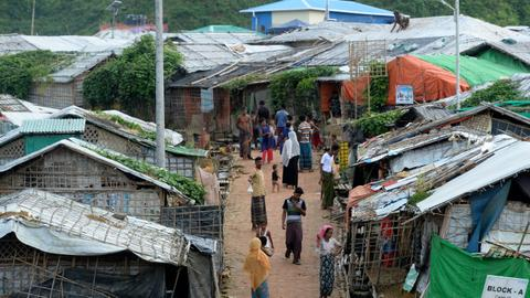 Third Rohingya shot dead in Bangladesh refugee camp
