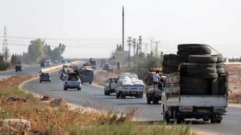 UN warns Syrian regime against its brutal Idlib siege