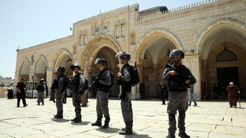 Aqsapedia's plan for Al Aqsa Mosque, explained