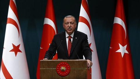 'Turkey will resolutely continue explorations in Eastern Mediterranean'
