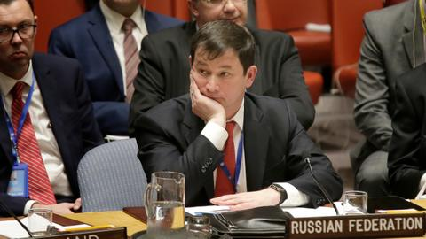 Russia and US blame each other for abandoning missile treaty