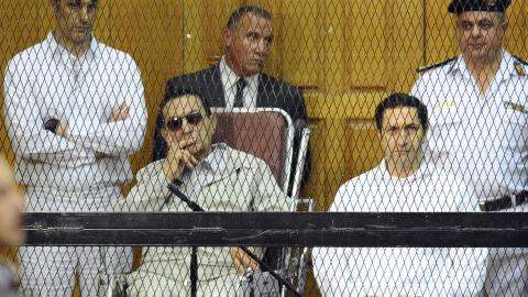 The catharsis of Hosni Mubarak's acquittal