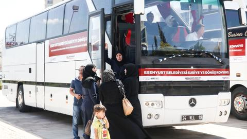 Over 340,000 Syrians returned home from Turkey - Turkish FM