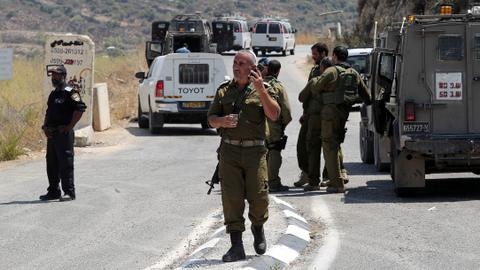 Homemade bomb kills teen in occupied West Bank