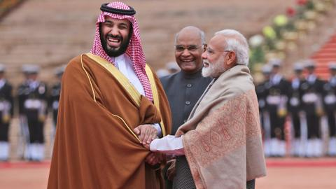 India's actions in Kashmir and the muted response from Arab Gulf states