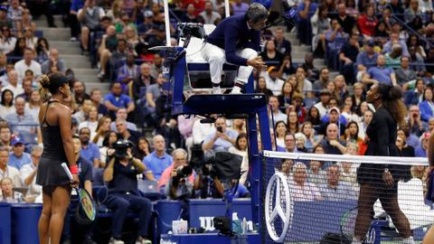 US Open makes changes after Serena-Ramos incident