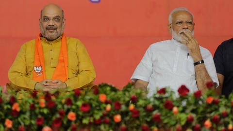 India's political opposition wakes up to new reality under Modi & Co