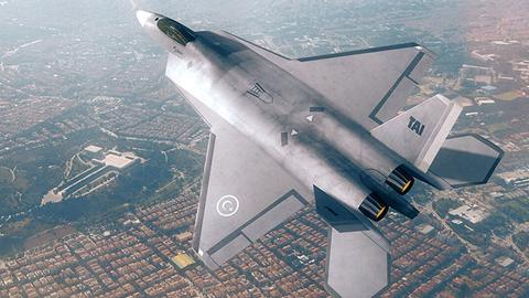 Everything you need to know about Turkey's next-gen stealth fighter jet