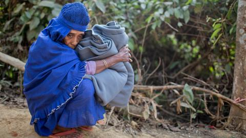 In Pictures: The perilous journey of Rohingyas in exile