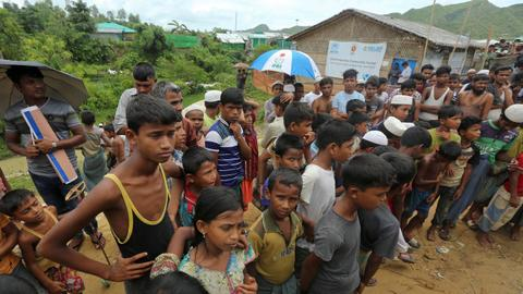 Years after 'textbook ethnic cleansing', fate of Rohingya remains in limbo
