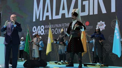 Turkish troops will enter planned Syria safe zone 'very soon' - Erdogan