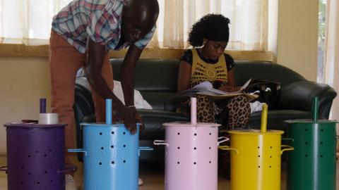 Post-Yahya Gambia votes for national assembly