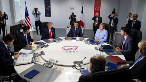 G7 leaders make joint statement on fair trade