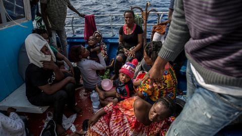 Is Europe using 'safety' as a pretext to clamp down on migrant rescues?