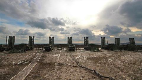 Second batch of S-400 missile system arrives Turkey