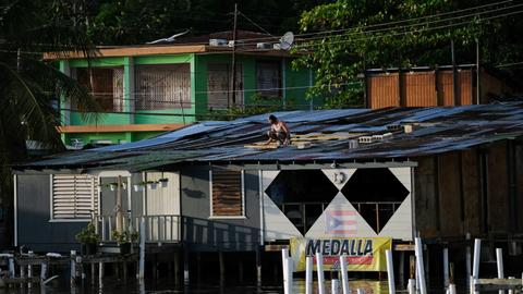 Puerto Rico mobilises as potential hurricane approaches