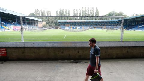 Bury expelled after 125 years in English Football League